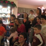 The Cahill Kids at XMAS