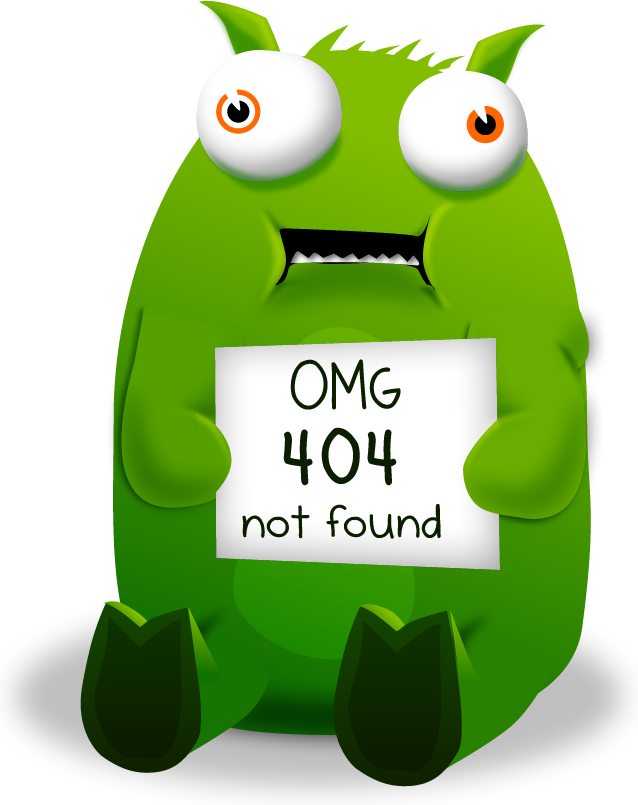 the forgotten 404 page